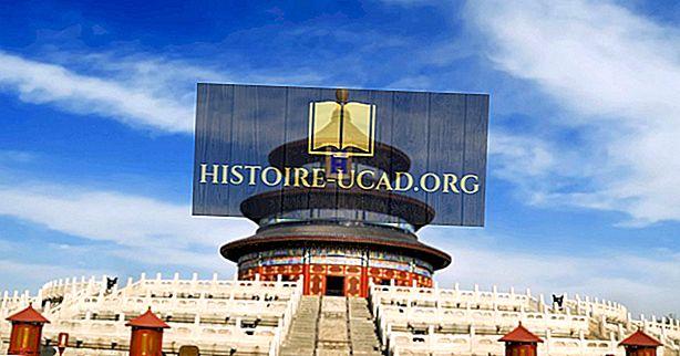 Temple of Heaven - ยูเนสโกมรดกโลกในประเทศจีน