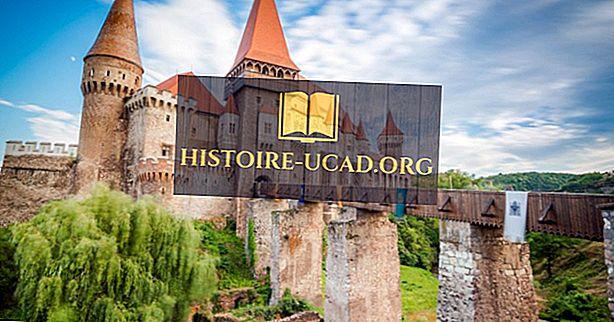 15 القلاع القرون الوسطى مذهلة
