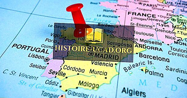 Mitkä maat rajaavat Espanjaa?