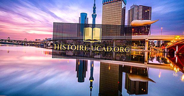 Größte Städte in Asien