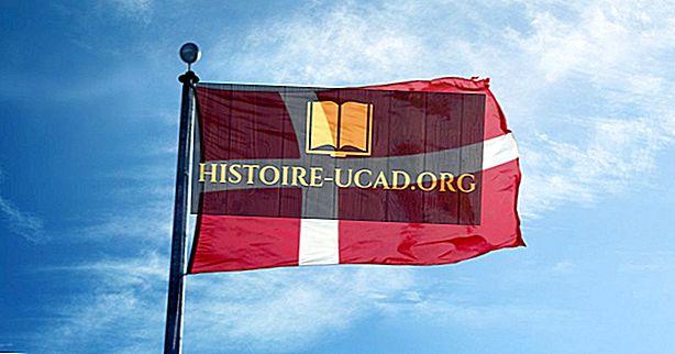 Nejstarší Vlajky Na Světě