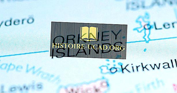 หมู่เกาะที่สำคัญของสกอตแลนด์