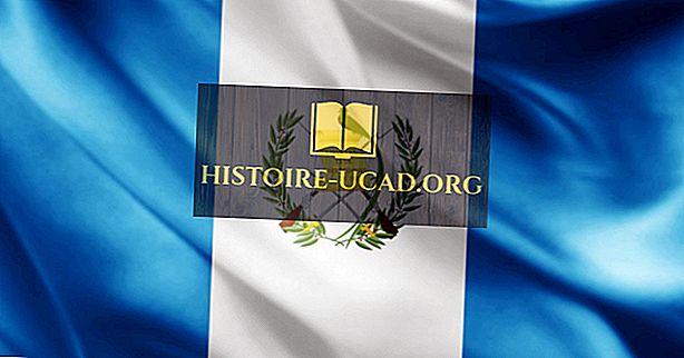 Que signifient les couleurs et les symboles du drapeau guatémaltèque?