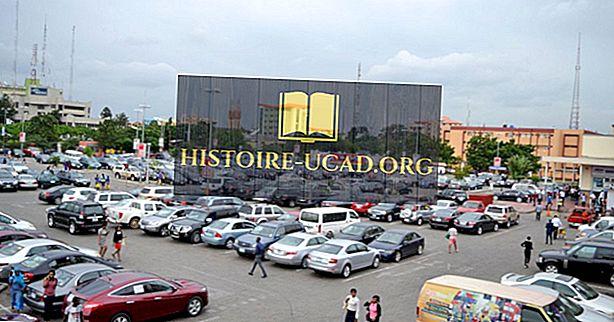 Největší nákupní centra v Nigérii