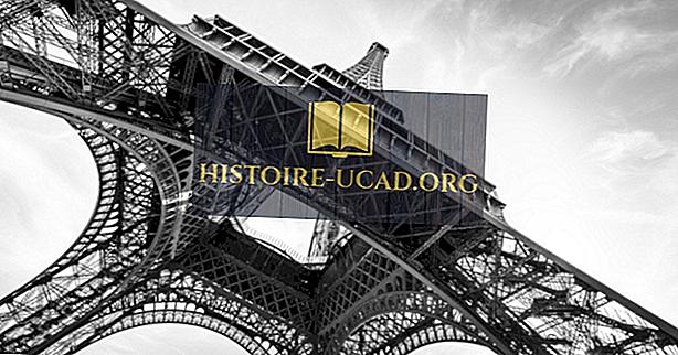 Kedy bola postavená Eiffelova veža?