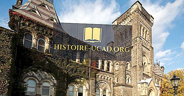 أكبر الجامعات في كندا حسب القيد