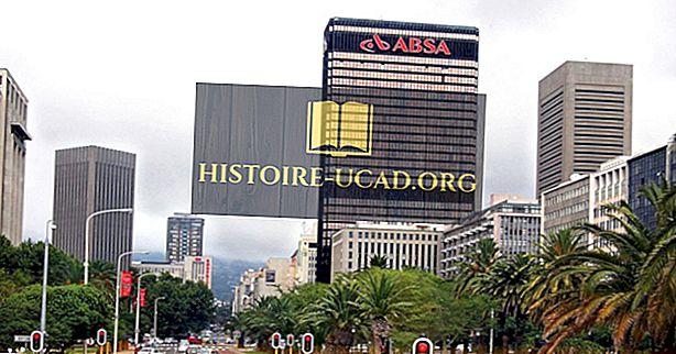 Най-големите банки в Африка