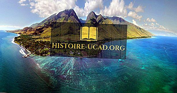 Jak powstały Hawajskie Wyspy?