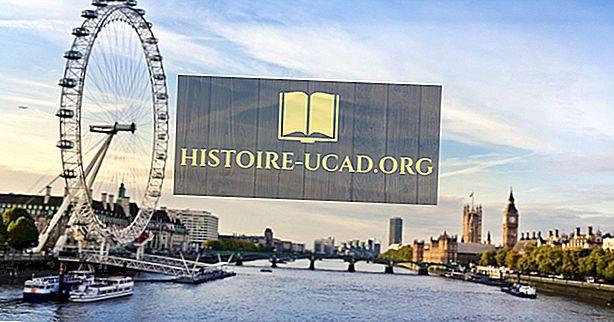 Zajímavosti v Londýně, že Londýnci se milují na návštěvu