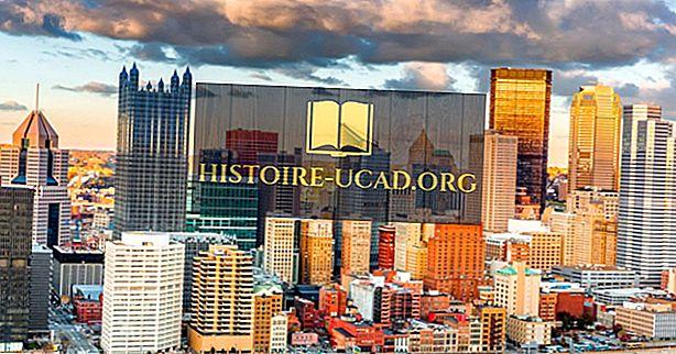 Højeste bygninger i Pittsburgh