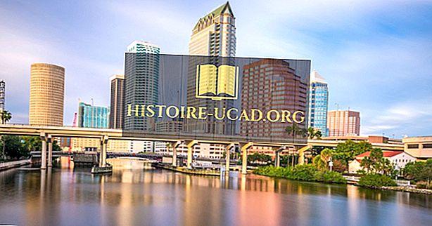 Tampa kõrgeimad ehitised