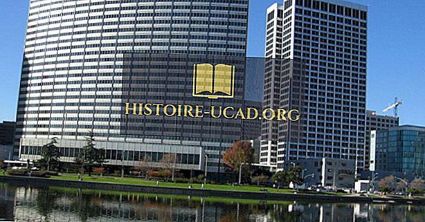 Najwyższe budynki w Oakland