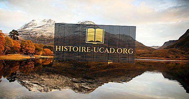 Το μεγαλύτερο Lochs στη Σκωτία