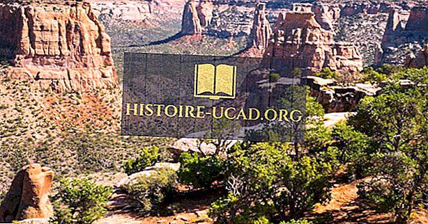 कोलोराडो राष्ट्रीय स्मारक क्या और कहाँ है?