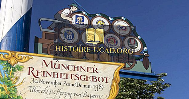 जर्मन बीयर पवित्रता कानून क्या है?