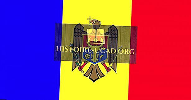สีและสัญลักษณ์ของธงชาติมอลโดวาหมายถึงอะไร?