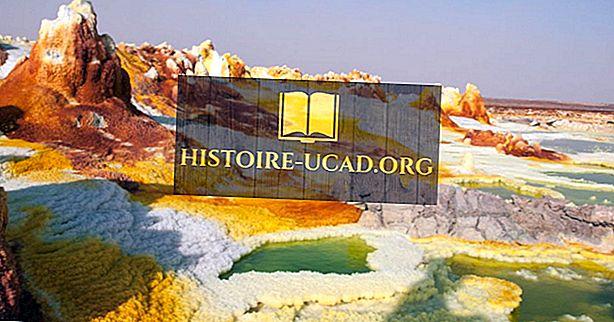 Који су главни природни ресурси Етиопије?
