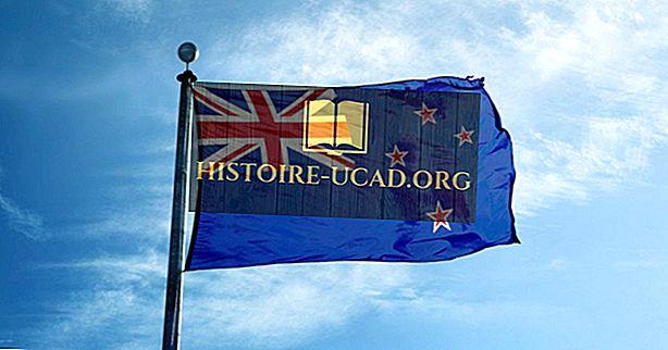 Co oznaczają kolory i symbole flagi Nowej Zelandii?