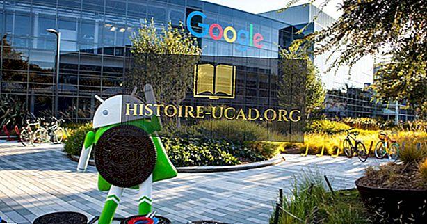 Gdje se nalazi sjedište Googlea?