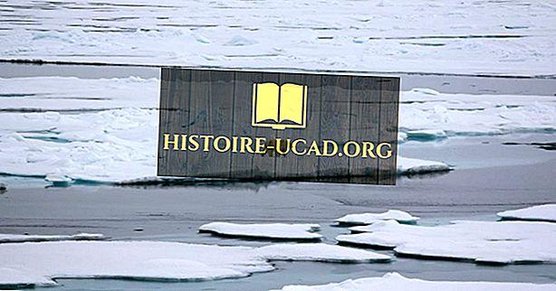 لماذا لا تعتبر المنطقة القطبية الشمالية قارة؟