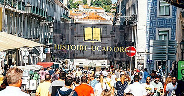 I più grandi gruppi etnici in Portogallo