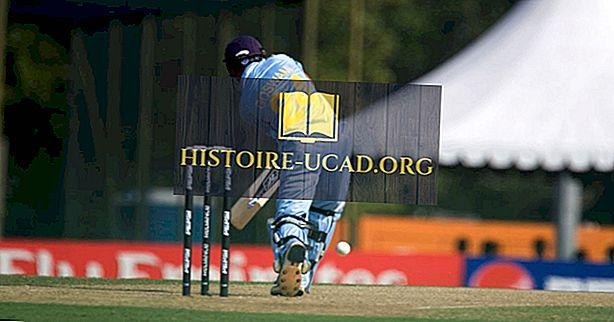 Колко страни в света играят крикет?