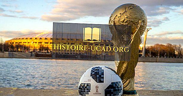 Die 10 besten Teams, die sich nicht für die FIFA-Weltmeisterschaft 2018 qualifiziert haben