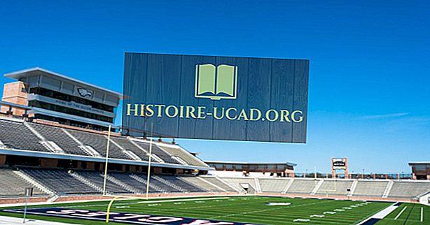 ABD'deki En Büyük Lise Stadyumu