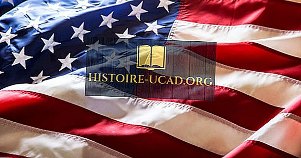 Cik daudz zvaigznes ir uz amerikāņu karoga?