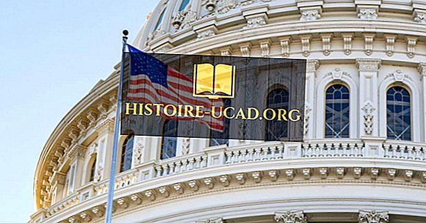 Qual è la capitale degli Stati Uniti d'America?