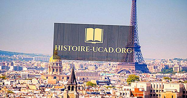 Који је главни град Француске?