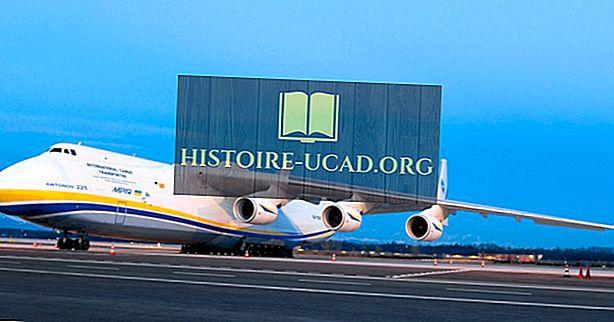 Jakie są największe cywilne samoloty stacjonarne na świecie?