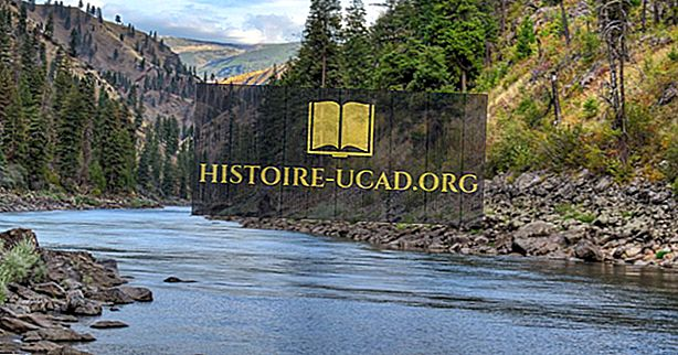 10 најдужих река у Идаху