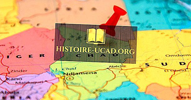 Koje zemlje graniče s Čadom?