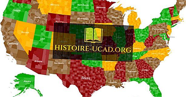 Mitu maakonda on Ameerika Ühendriikides?
