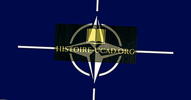 Mida tähendavad NATO lipu värvid ja sümbolid?