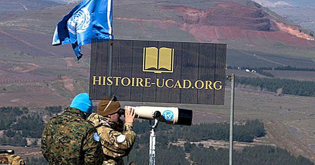Cik daudz ANO miera uzturēšanas misiju pašlaik darbojas?