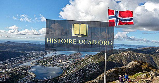 Vai Norvēģija ir Eiropas Savienībā?