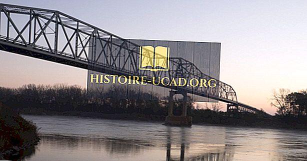 De 10 lengste elvene i Nebraska
