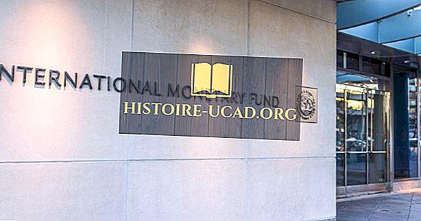 Gdzie znajduje się siedziba MFW (Międzynarodowy Fundusz Walutowy)?