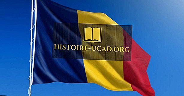 Hvad betyder farverne i Rumænien Flag?