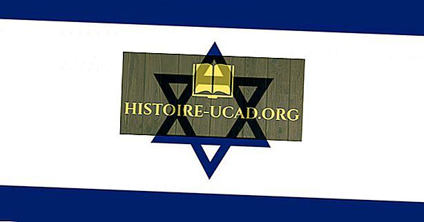 Hvad betyder Israels flags farver og symboler?