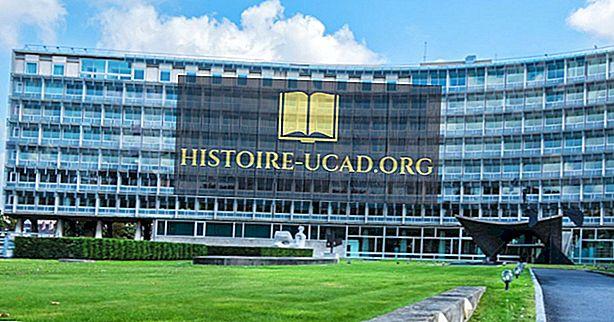 Hvor ligger UNESCOs hovedkontor?