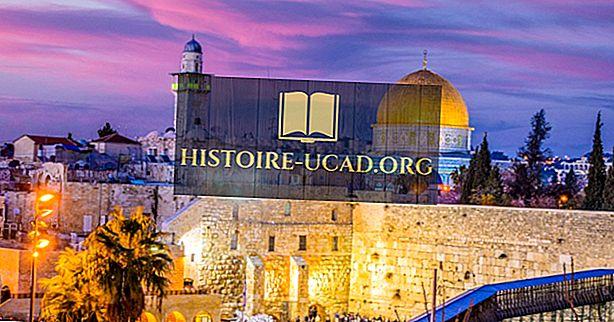 Quelle est la capitale d'Israël?