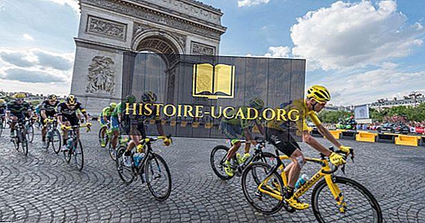 Najlepsze kraje występujące na Tour de France