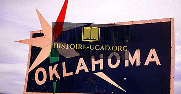 Etnické složení Oklahomy