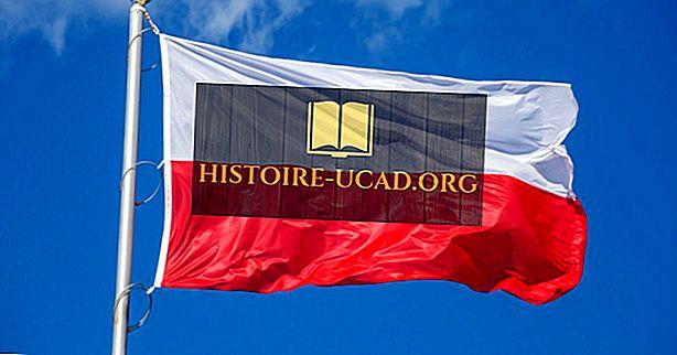 Ko nozīmē Polijas karoga krāsas un simboli?