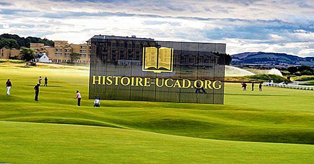 Europäische Länder mit der höchsten Anzahl von Golfplätzen