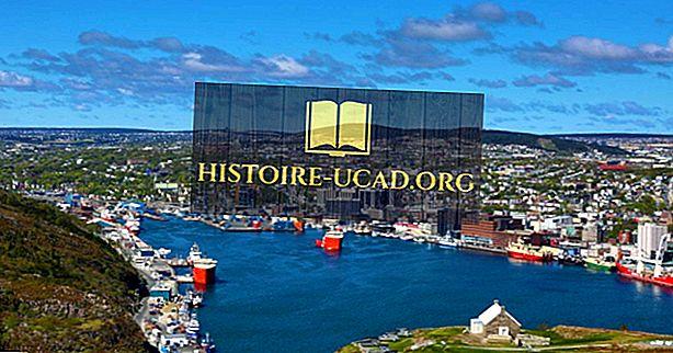 Кращі міста для життя: Ньюфаундленд і Лабрадор, Канада