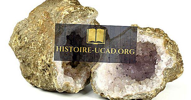 ¿Qué es una geoda?